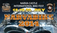 Narva Bike Meet 2014