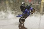 Streetbike Freestyle Riga 2014 - Moto Ghetto Games