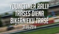 Youngtimer rally trases diena 2014