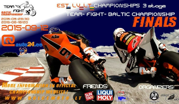 team fight baltic championship 12.09.2015